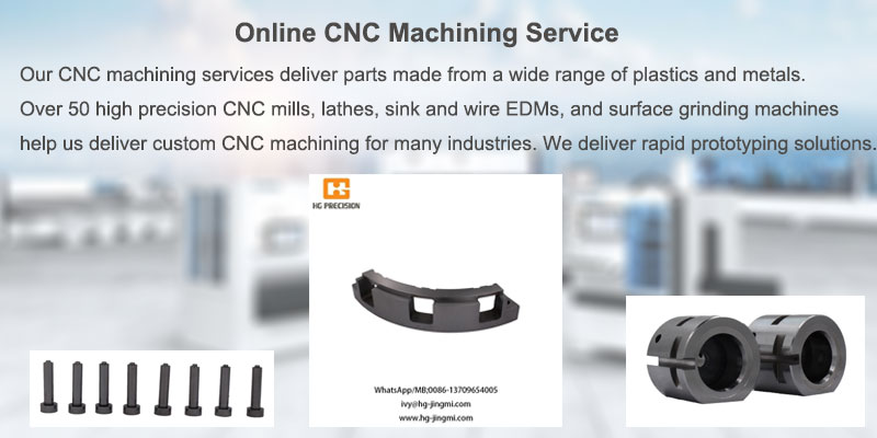 HG CNC machining services