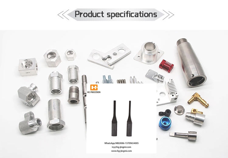 HG CNC Machining Parts Products Supplier China
