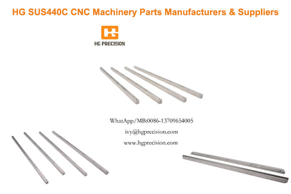 HG SUS440C CNC Machinery Parts