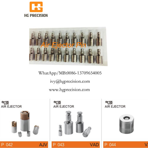 Air Ejector Pin Injection Mould