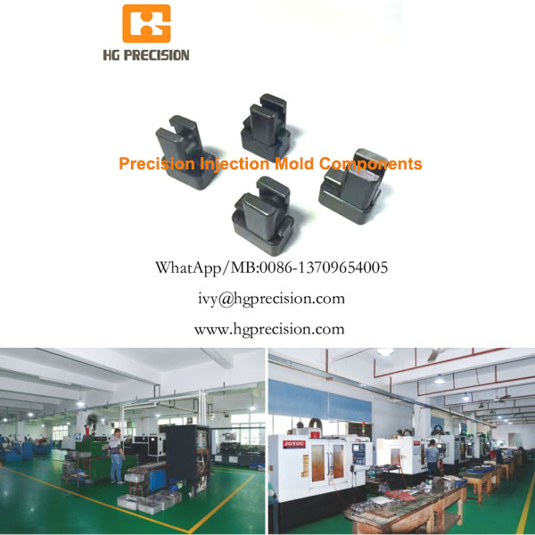 HG Precision Injection Mold Components Suppliers China