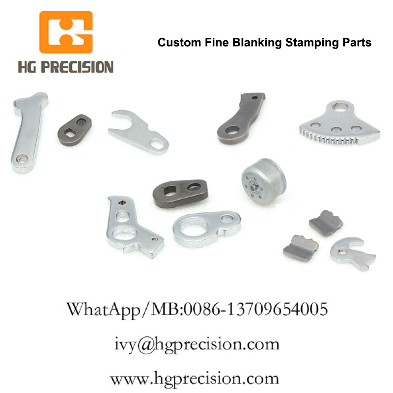 Custom Fine Blanking Stamping Parts - HG