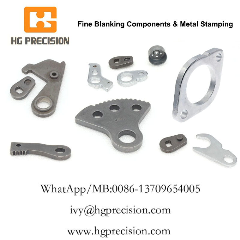 Fine Blanking Components - HG