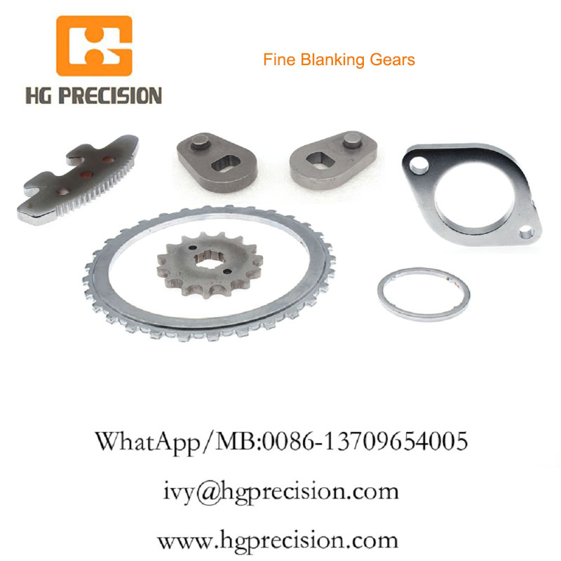 Fine Blanking Gear Motorcycle Parts - HG