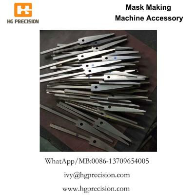 HG Cup Mask Machine Parts For Medical Manufacturers