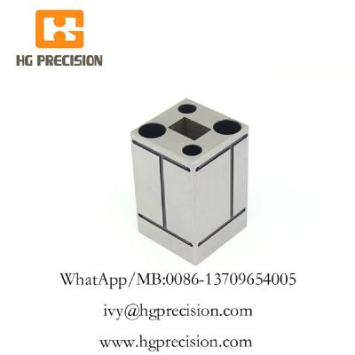Square Machinery Block