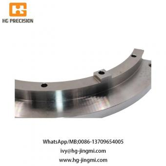 HG Precision CNC Machining Components China Manufacturer Services