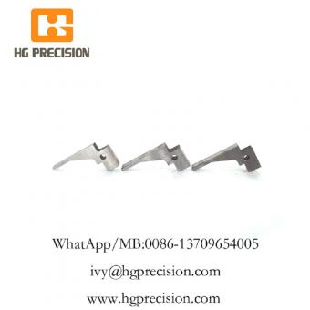 HG Custom M2 CNC Machinery Parts For Auto Parts Suppy China