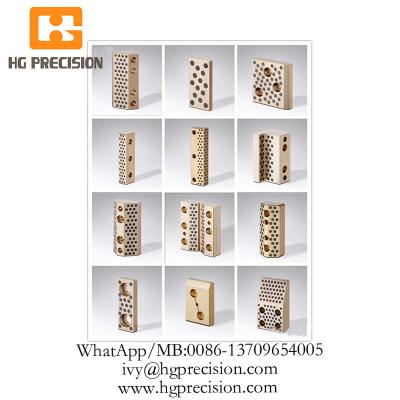 Mold Standard Copper plate